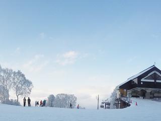 野沢スキー場