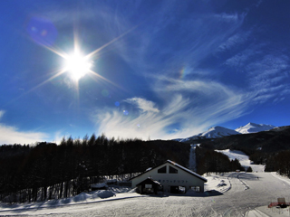 乗鞍スキー場