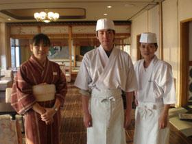 和食調理の経験を存分に発揮してください!
