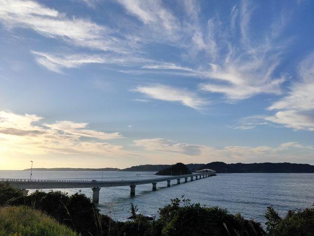 ホテルから歩いていけちゃうビーチが本当にきれい!!この海は山口の誇りです!!