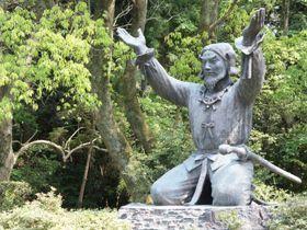 大国主命(オオクニヌシノミコト)は宝船(七福神)に乗ってる大国さん。