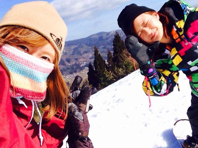 スキー場で働く醍醐味とは、気軽にイベントに参加することと【好きなときに滑る】こと!