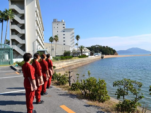 ★小豆島★瀬戸内の島、小豆島でお仕事が出ました!!