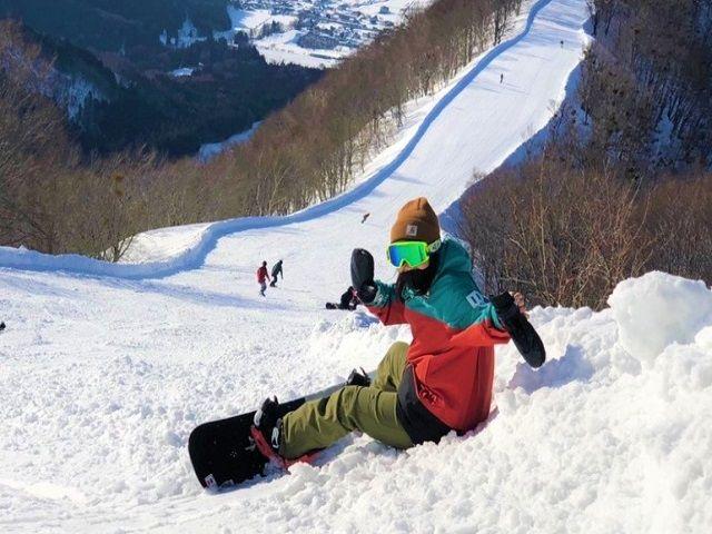 オフの日にはガッツリ滑りたい方にお勧め!あなたはどのコースにチャレンジしますか!?