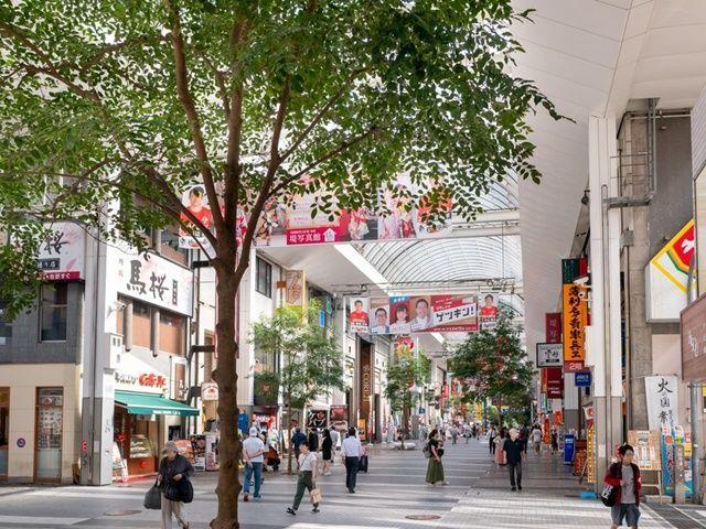 休日は熊本市内でゆっくり!