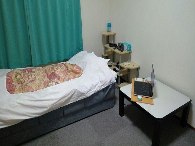 寮内写真※パソコンなどの小物は置いてません。