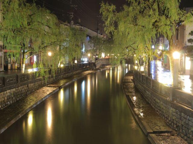 城崎温泉は風情が非常にいい温泉地です!