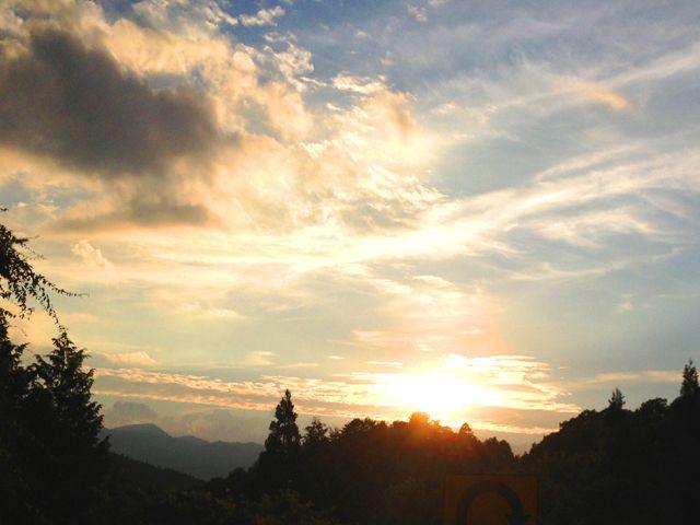 燃えるような夕日。満天の星空。リゾートバイトでしか見れない景色はココにあります。