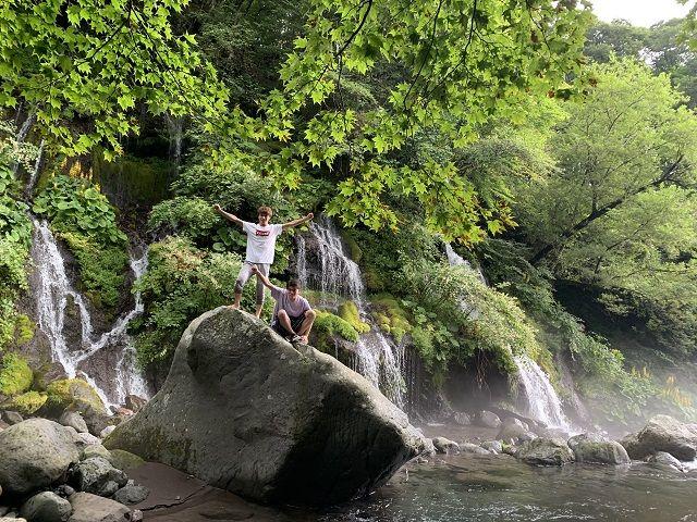 自然豊かなエリアだからこそ、出来る遊びがたくさんです。