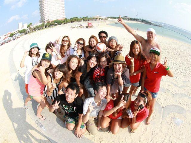 海の数だけビーチパーティーがある♪南国らしさを満喫しましょう!!