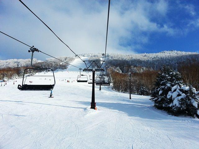 冬だ〜雪だ〜滑るぞ〜!休みの日にはやっぱり遊びも楽しまないと!