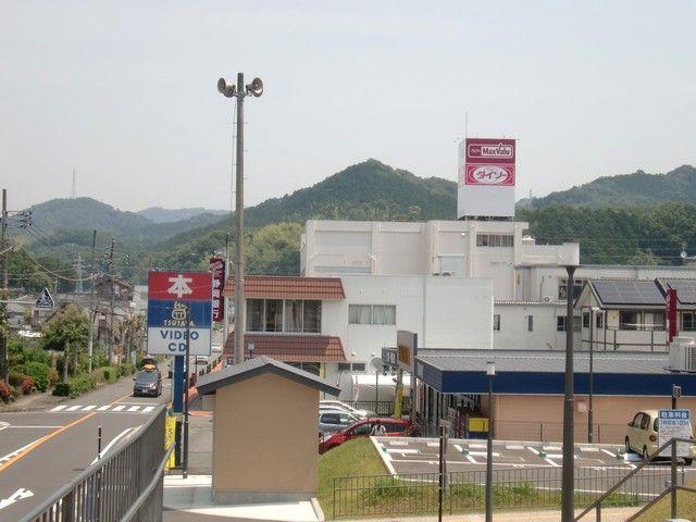 最寄りの駅前風景