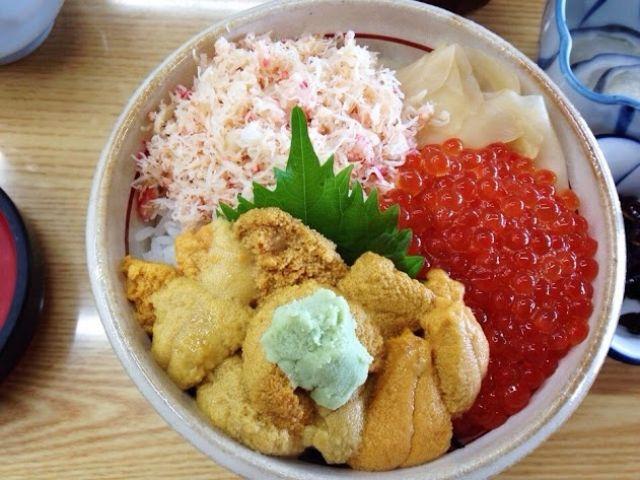 利尻は日本一新鮮な海産物の宝庫です(^^)/