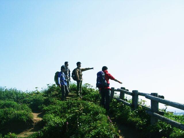 北海道最高峰の山なので【登山】もおススメ★