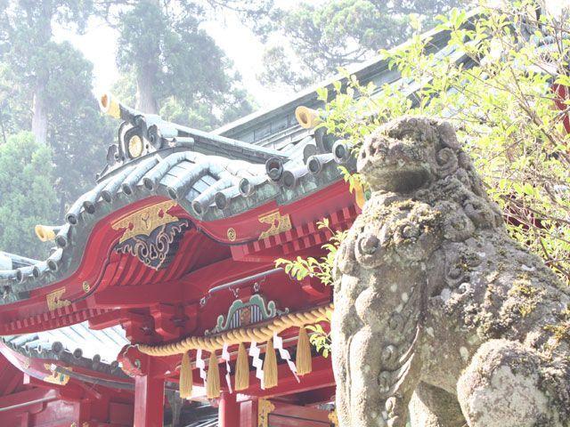 ☆縁結びで人気の『箱根神社』☆運命の人と出会っちゃうかも♪