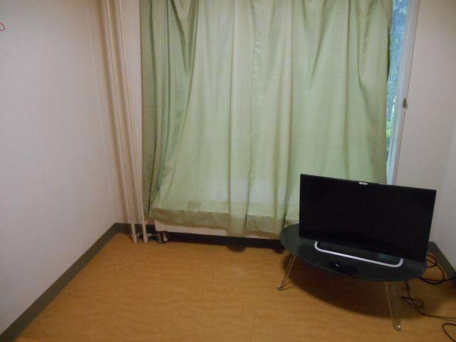 TVを見るスペースもあります!!