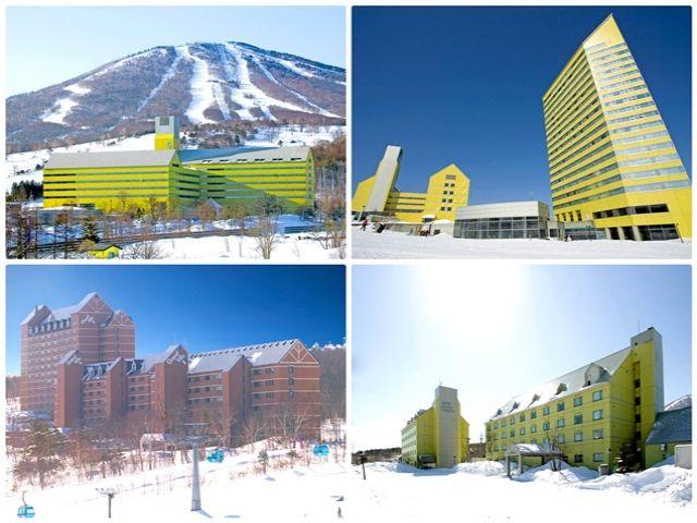 なんと!1,000室を超えるルーム数を誇る、東北最大級のリゾートホテルです♪
