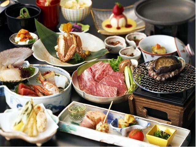 津軽の食文化を意識した多彩な料理たち(*^O^*)