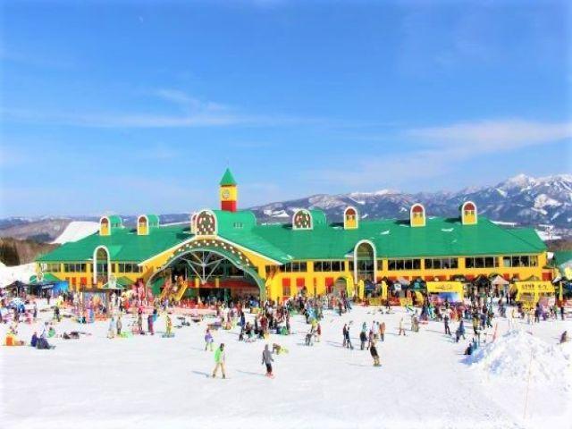 西日本最大級のスキー場♪