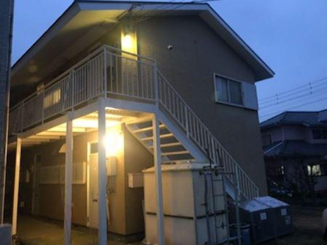 寮も人気のワンルームです。徒歩圏内にスーパー、コンビニ、駅に病院など有