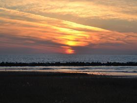☆犬吠埼は朝日だけでなく、夕陽も綺麗☆