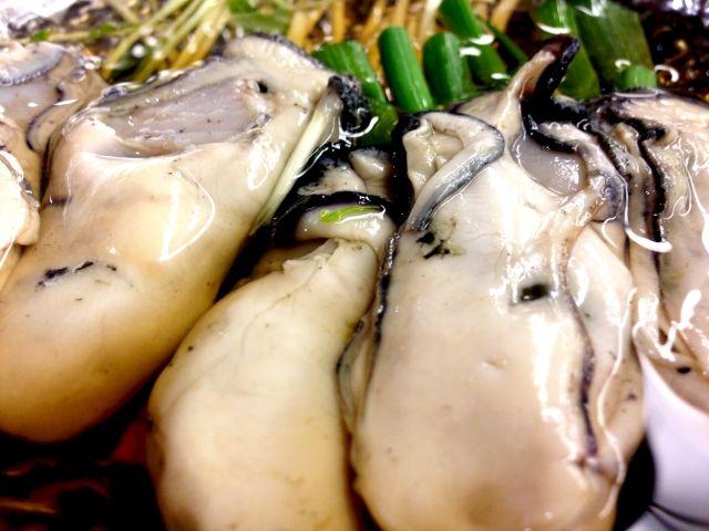 実は牡蛎が名産です(^^)/