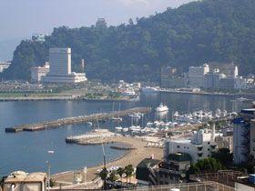 熱海の景色は、日本のモナコといわれています!