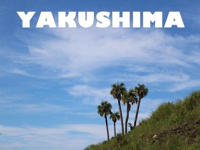 屋久島に住む!!離島での生活の始まり!!