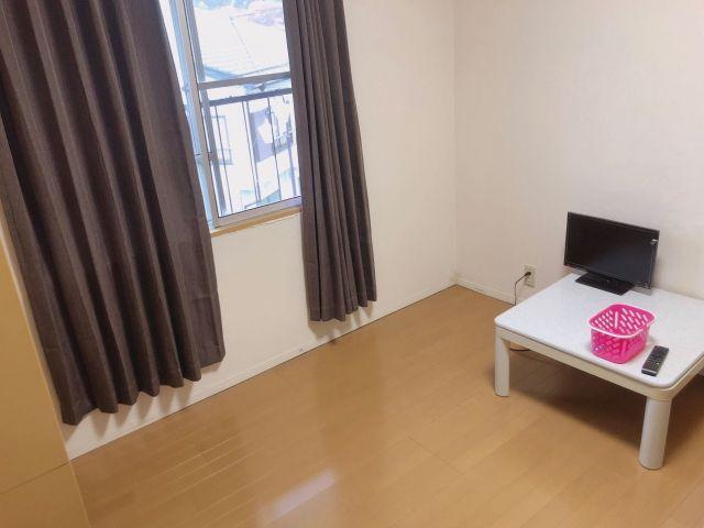 こちらは寮のお写真☆アパートタイプでゆったり快適な1Rのお部屋♪