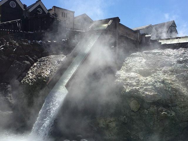 """全国屈指の有名温泉地""""草津""""でバイキングレストランのお仕事です♪"""