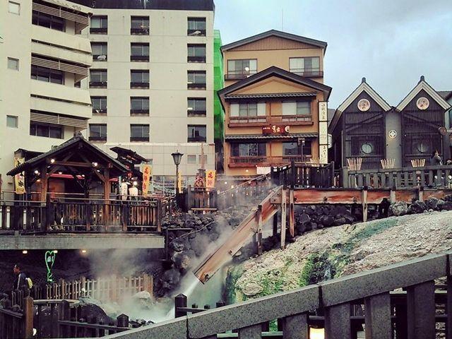 草津温泉は人気温泉ランキングで1位の常連!日本三名泉★草津温泉★