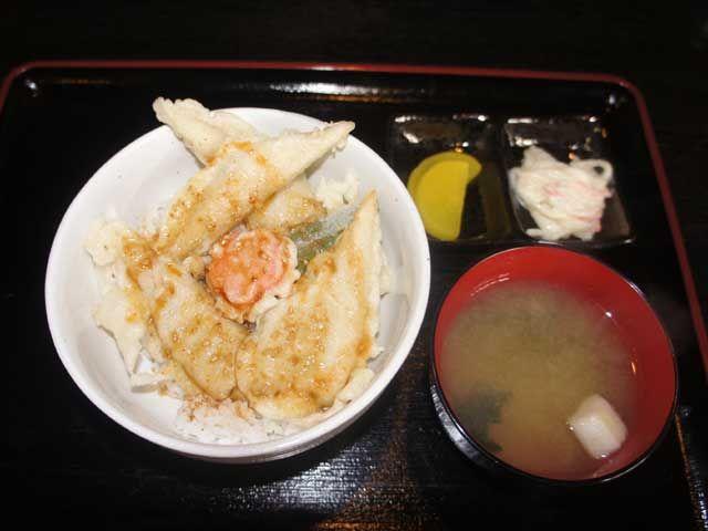 ☆名物料理☆アナゴの天ぷらなんていかがですか?B級グルメの姫路おでんより美味しい!?