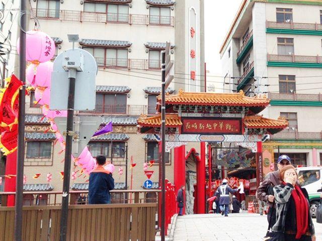 長崎といえばココ・中華街