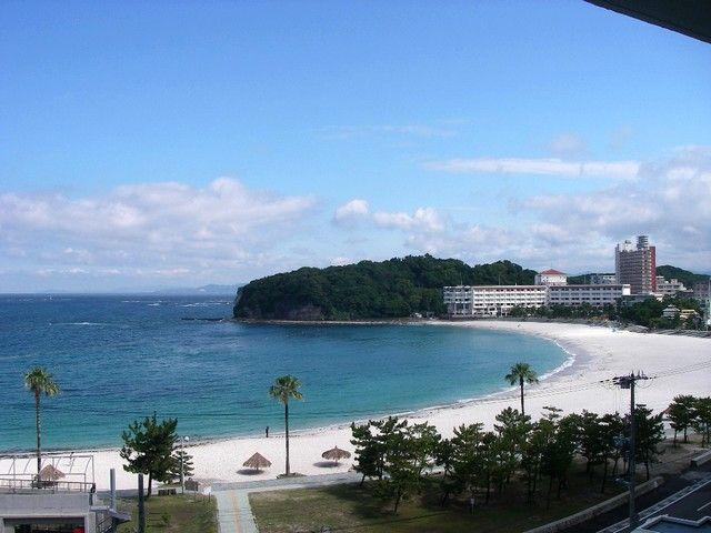 【白良浜】