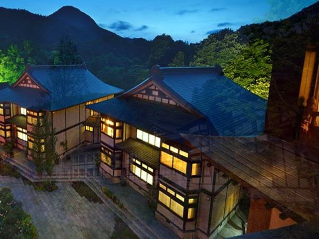 【プロが選ぶ日本のホテル・旅館100選】に選出された旅館様です!