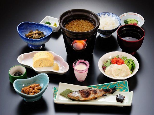 焼きたてのたまご焼きと、名物「蕎麦の実雑炊」!!一度ご賞味あれ(*゚▽゚)ノ