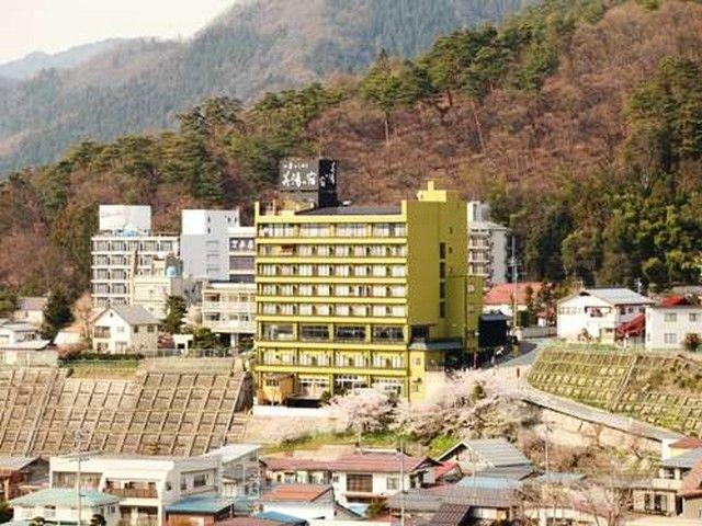 ☆昔ながらの温泉街、湯田中にあるお宿さんです☆