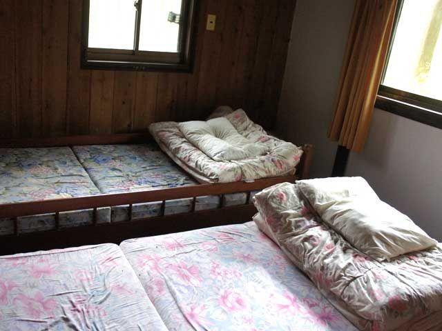 寮の部屋はまるで学生時代の合宿部屋!!みんなでワイワイ楽しく出来ちゃいます(^^)ノ