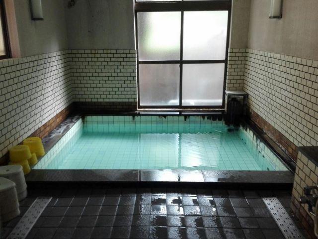 毎日温泉(源泉)入浴可!
