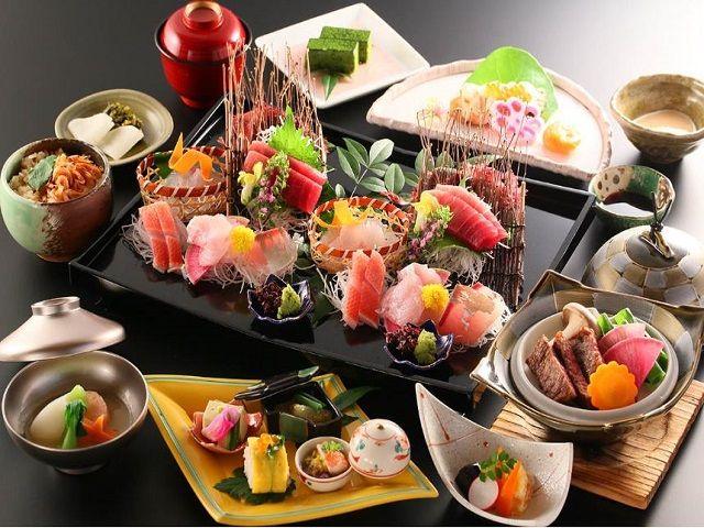 ★和食会席★お客様にご提供をお願いします!