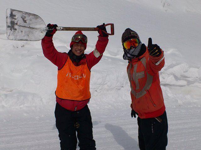 休みはスキー・スノボーを楽しもう♪