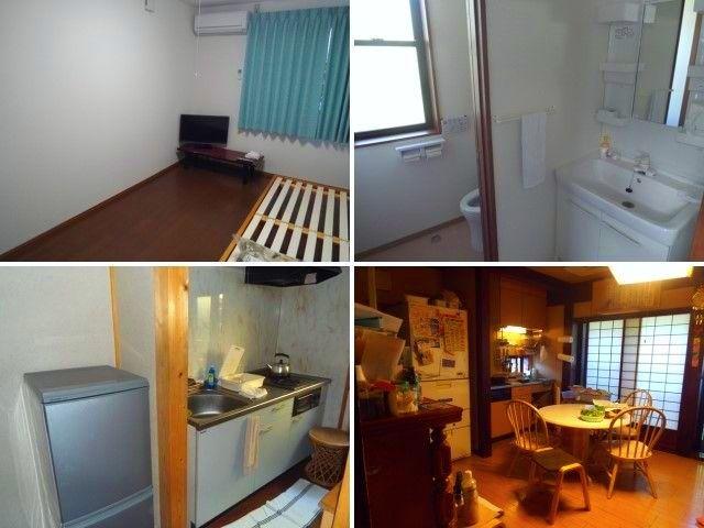 寮は個室でWi-Fi付き♪お部屋にお風呂もトイレも付いてるのでお部屋でゆったり過ごせます!
