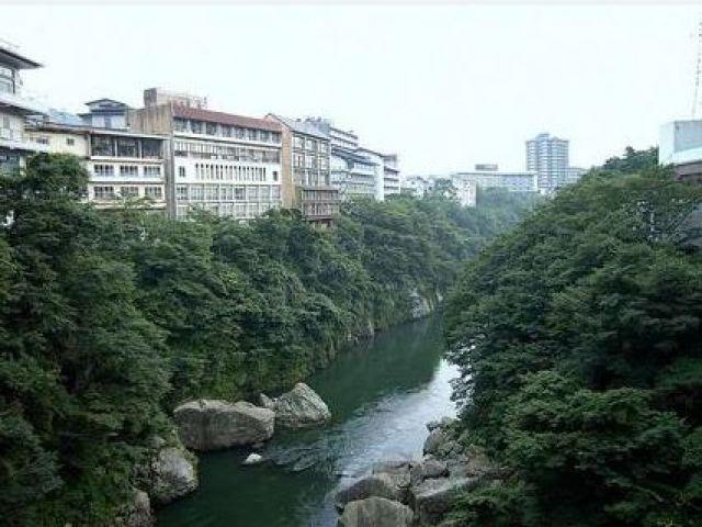 日本を代表する温泉地「鬼怒川温泉」
