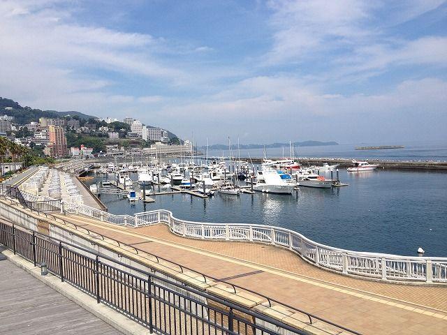 日本のナポリと呼ばれている景観♪温暖な気候です!