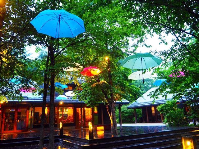 人気の軽井沢エリアです!夏は避暑地・冬はウィンタースポーツで有名です。