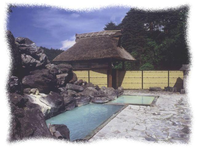 400年以上の歴史を持つ高湯温泉!