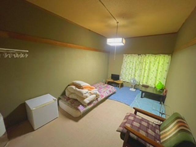 寮は落ち着ける個室寮です。