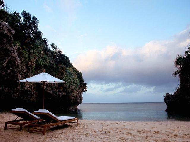 贅沢なプライベートビーチも存分にお楽しみください♪ こんなリゾバ、他にありますか!?