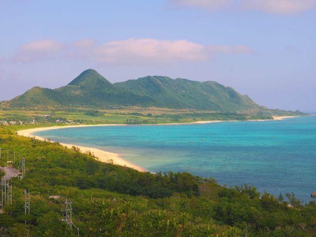 石垣の東海岸を一望できる絶景ポイント『玉取崎展望台』 晴れた日にはこの景色が楽しめます!