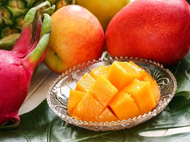 宮崎といえば「マンゴー」!太陽のタマゴのブランド名がついた完熟マンゴーは特にオススメ☆